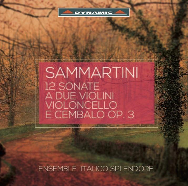 Copertina CD Sammartini